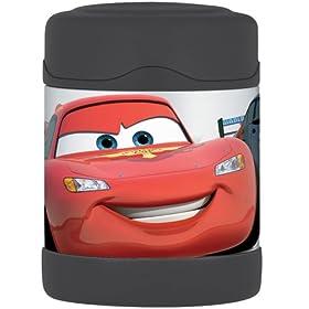 Thermos Funtainer Food Jar 膳魔师迪士尼汽车总动员不锈钢保温罐$13.99