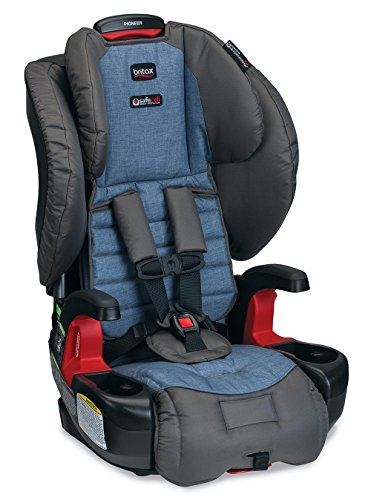 Lowest Prices! Britax Pioneer G1.1 Harness-2-Booster Car Seat, Pacifica