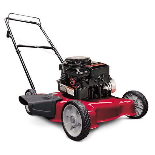 MTD 11A-020B006 20-Inch 148cc Briggs & Stratton Gas Powered Side Discharge/Mulch Lawn Mower