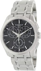 Tissot Men's T0356171105100  Quartz Stainless Steel Link Bracelet Watch