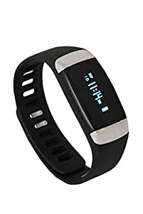 LYCOS Life LYCOS Life Advanced, Interactive Smart Band, Black