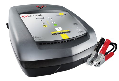 Schumacher XC6 SpeedCharge 6 Amp Battery Charger