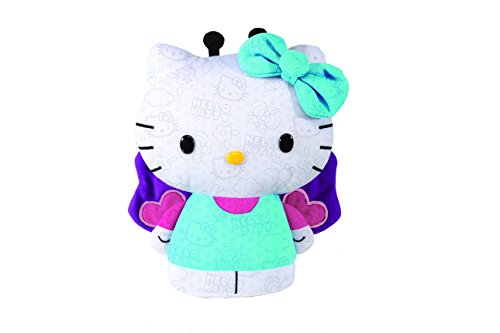 Hello Kitty Color Me Kitty Small Fairy Plush - 1