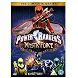 Power Rangers: Mystic Force (Complete Series) [DVD]