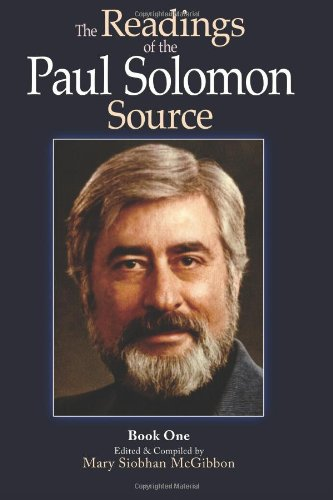 The Readings Of The Paul Solomon Source Book 1
