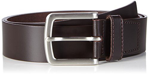 MLT Belts & Accessoires Dallas-Cintura Uomo    Braun (brown 6000) 90 cm