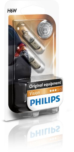 Philips 871150024720 Lampadine Carlight 12V H6W