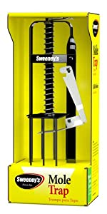 Sweeney's Mole and Gopher Plunger Trap S9011