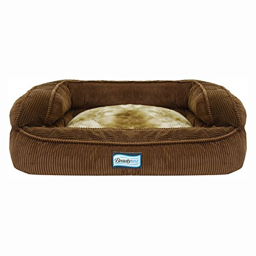 Simmons-Beautyrest-Colossal-Rest-Orthopedic-Memory-Foam-Premium-Dog-Bed