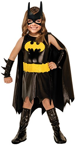 Super DC Heroes Batgirl Costume, Toddler