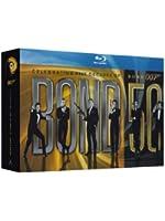 Bond 50 (23 Blu-Ray)