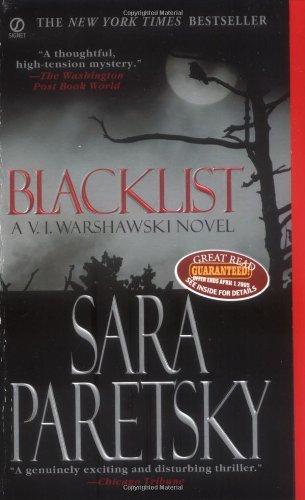 Blacklist (V.I. Warshawski)