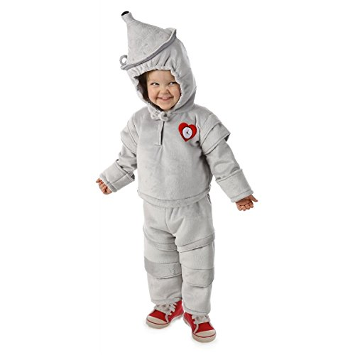 [Wizard of Oz Cuddly Tin Man Costume - Baby 6-12] (Cabaret Costumes For Men)