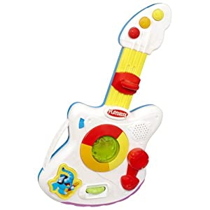 Playskool Rocktivity Jump 'N Jam Guitar Toy
