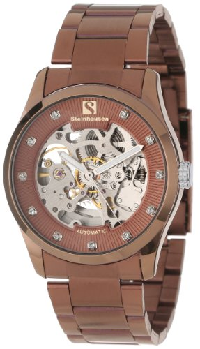 Steinhausen Men's TW8372C Brahms Automatic Skeleton Watch
