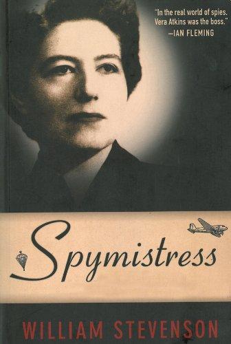 William Stevenson - Spymistress