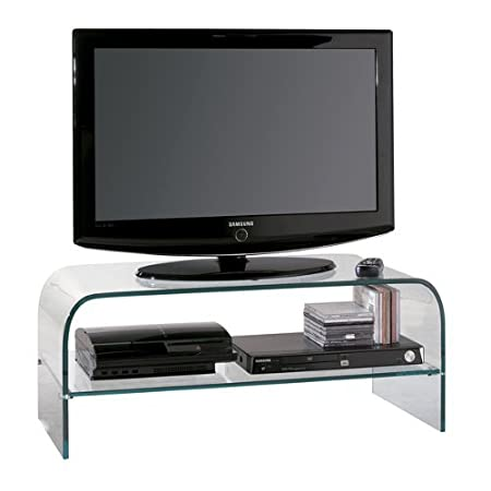Ciatti Glass 110 Rack-Style TV Stand