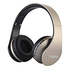 Andoer LH-811 Digital 4 in 1 Multifunctional Wireless Stereo Bluetooth 3.0 + EDR Headphone Earphone Headset & Wired Earphone with Mic MP3 Player MicroSD / TF Music FM Radio Hands-free for Smart Phones Tablet PC Notebook
