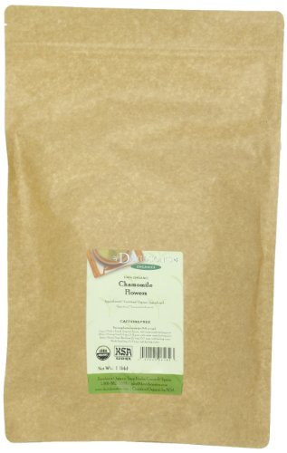 Davidson's Tea Bulk, Herb Chamomile Flower, 16