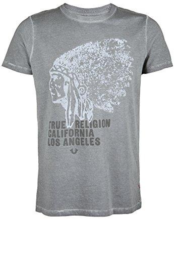 True Religion -  T-shirt - Maniche corte  - Uomo castle rock 42