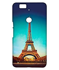 Crackndeal Back Cover for Huawei Nexus 6P