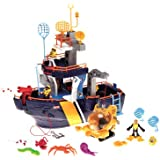 Imaginext Fisher Price N0763 Nave pronto intervento