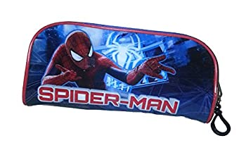 The Amazing Spider-Man 2 Pencil Case Accessory Pouch - Gadget Case by Innovative Designs, LLC