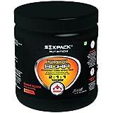 Six Pack Nutrition Instantised BCAA- 300 G (Orange Squash)