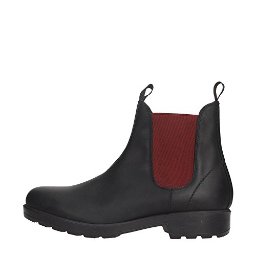 Docksteps DSE103789 jasper m beatle 1302 leather black - bordeaux (41)