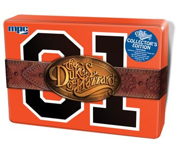 MPC 1/25 The Dukes of Hazzard General Lee Collectors Tin