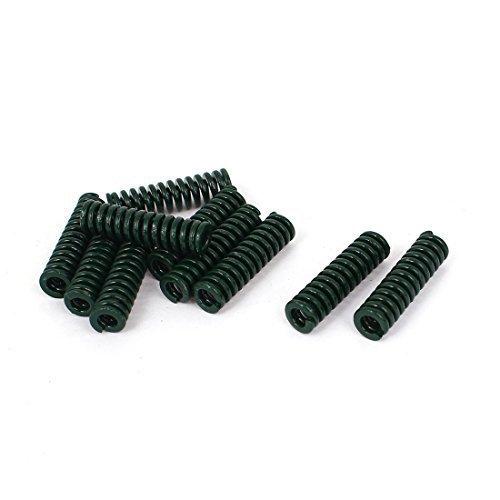 sourcingmapr-8mm-od-30mm-long-charge-lourde-compression-moule-patron-vert-printemps-10-pieces