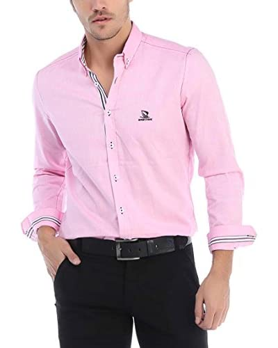 Giorgio Di Mare Hemd rosa