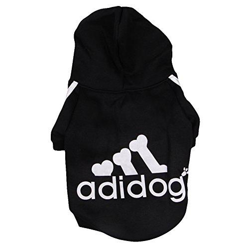 Manteau / Vêtement Hoodie pour chien Pet Coat Adidog