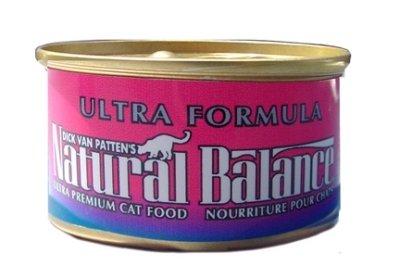 Natural Balance Pet Foods - Ultra Premium Cat Can 24/3Oz Case **