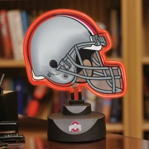 Ohio State Buckeyes Neon Helmet Lamp at Amazon.com
