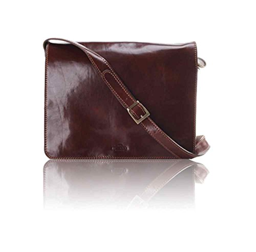 Timmari Acorn Collection Italian Leather Shoulder Bag