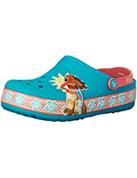 Crocs Lights Moana Girls Clog In Multi Color