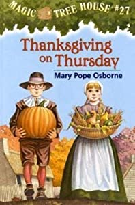 Cover of &quot;Thanksgiving on Thursday (Magic...