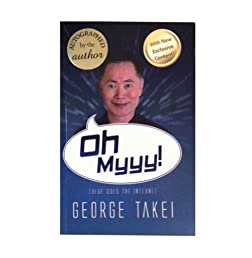 Oh Myyy!: There Goes The Internet-Exclusive Edition Autographed by Author
