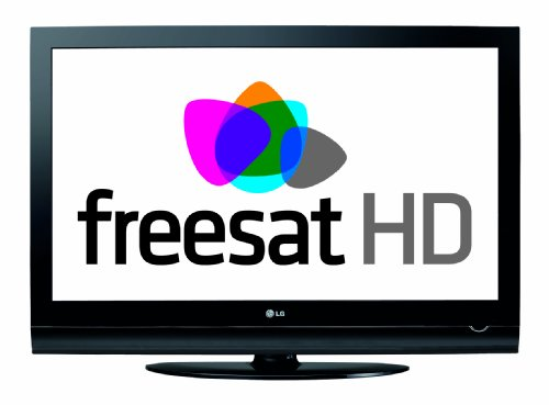 LG 42LF7700 42-inch Widescreen Full HD 1080p LCD TV with Freesat - Installation Recommended - Black/Grey