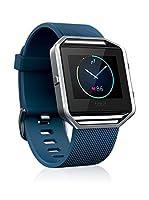 Fitbit Pulsera de Fitness Blaze Large (Azul)