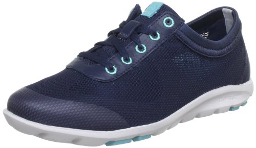 Rockport TWZ II WTIP MESH DRESS BLUES Trainers Womens Blue Blau (DRESS BLUES) Size: 4 (36.5 EU)