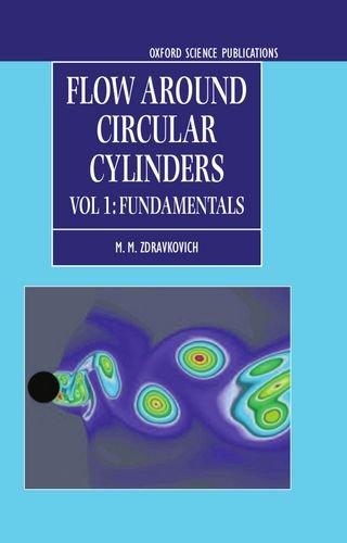 Flow Around Circular Cylinders Volume 1: Fundamentals, by M. M. Zdravkovich