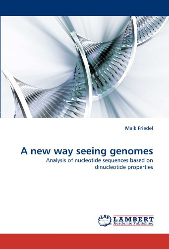 A new way seeing genomes: Analysis of nucleotide sequences based on dinucleotide properties