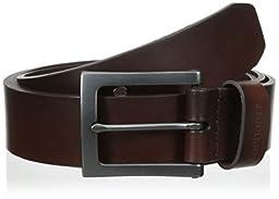 Carhartt Men\'s Big & Tall Anvil Belt, Brown, 50