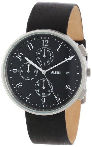 Alessi Record AL6021 - Orologio da polso Uomo