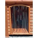 Precision Pet Outback Dog House Door, SM
