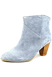 Mia Limited Edition Soho Womens Suede Booties Shoes