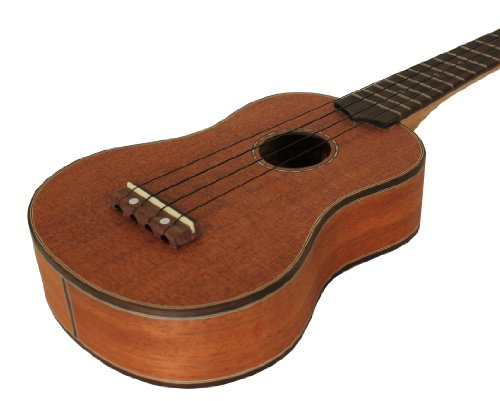 Martin Smith Professional Wooden Soprano Ukulele
