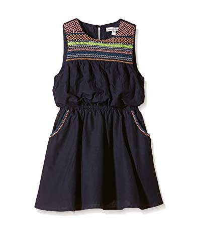 French Connection Vestido Azul